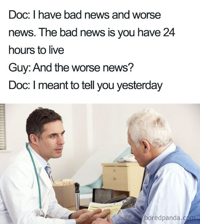 These 25+ Doctor Memes Are The Best Medicine If You Need A Laugh (WARNING