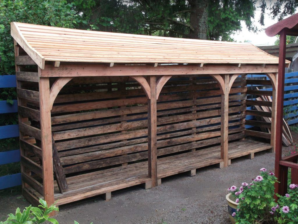 4m3 capacity wood shelter sweet little garden for Boat storage shed plans