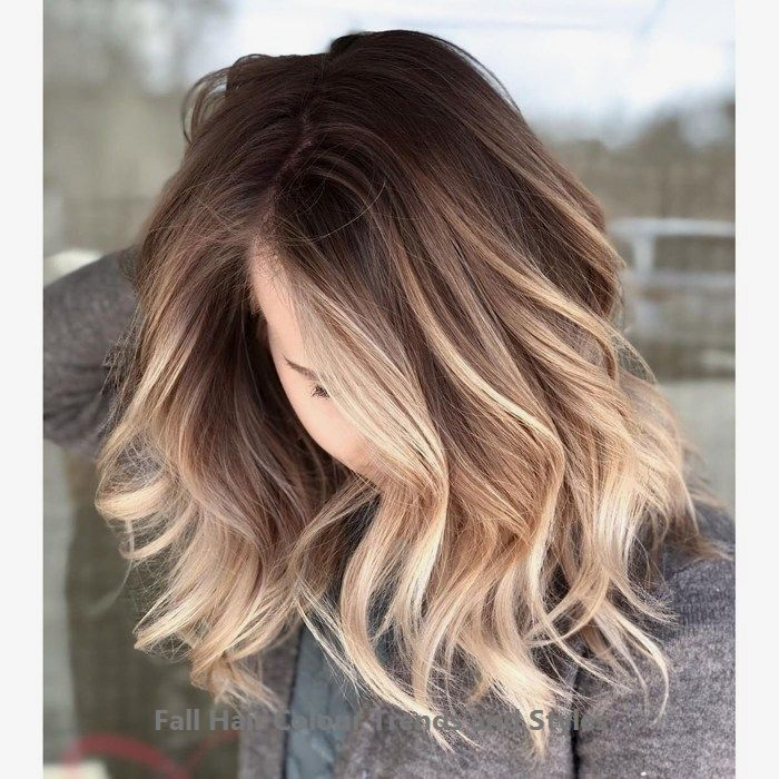 Tendenze e stili di caduta dei capelli #hair