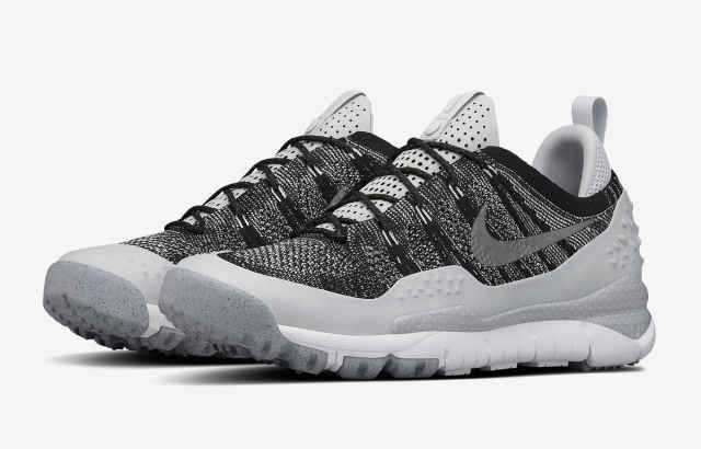 78dbe98da657 NikeLab ACG s new footwear pack features the Lupinek Flyknit Low and Free  Rift Sandal. Image via  Nike