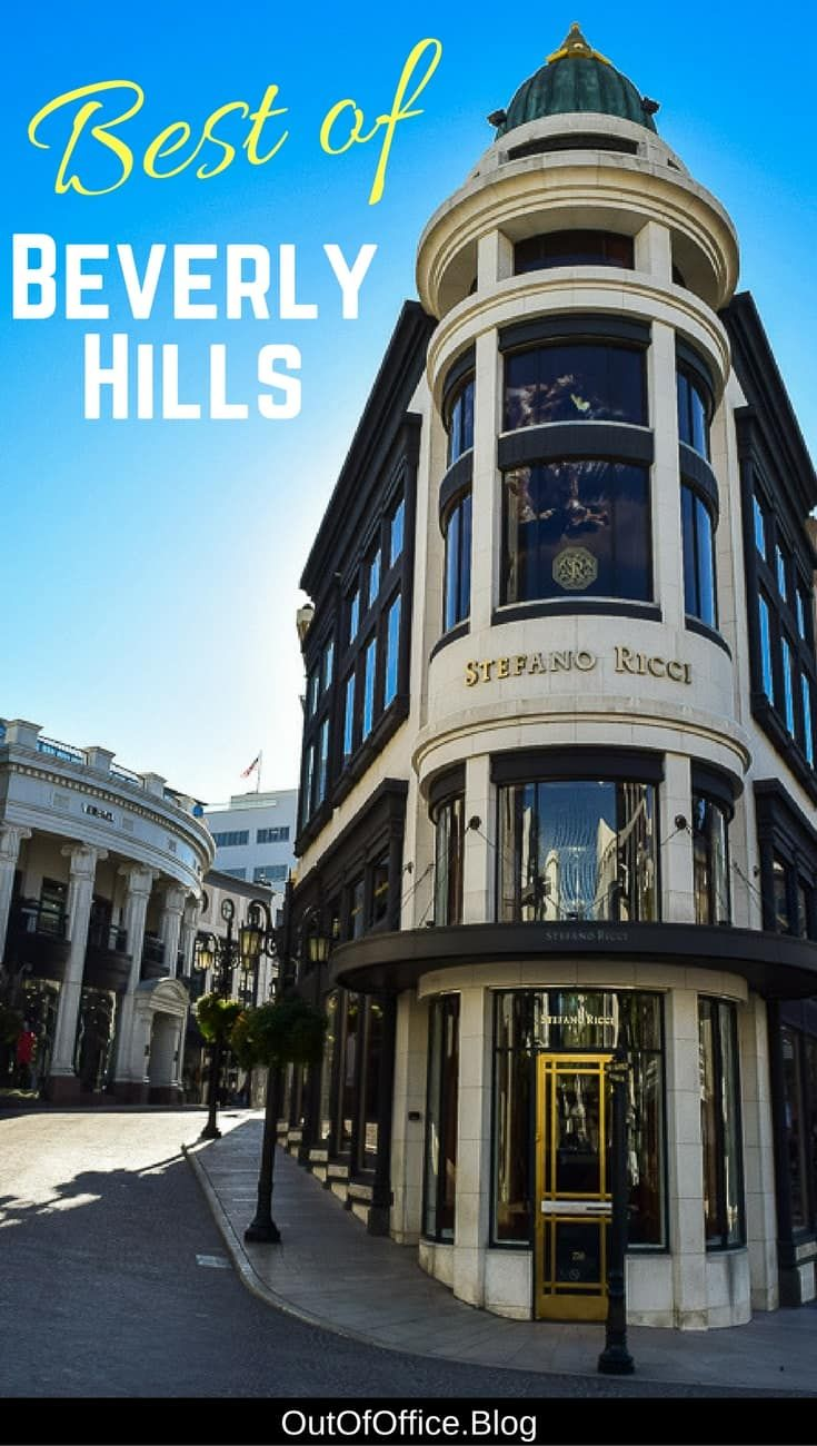 Why Montage Beverly Hills Has Been Ranked The Top Luxury: A Day In Beverly Hills: The World's Most Glamorous Zip