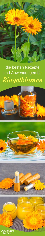 ringelblume anpflanzen im garten pinterest ringelblume k che und g rten. Black Bedroom Furniture Sets. Home Design Ideas