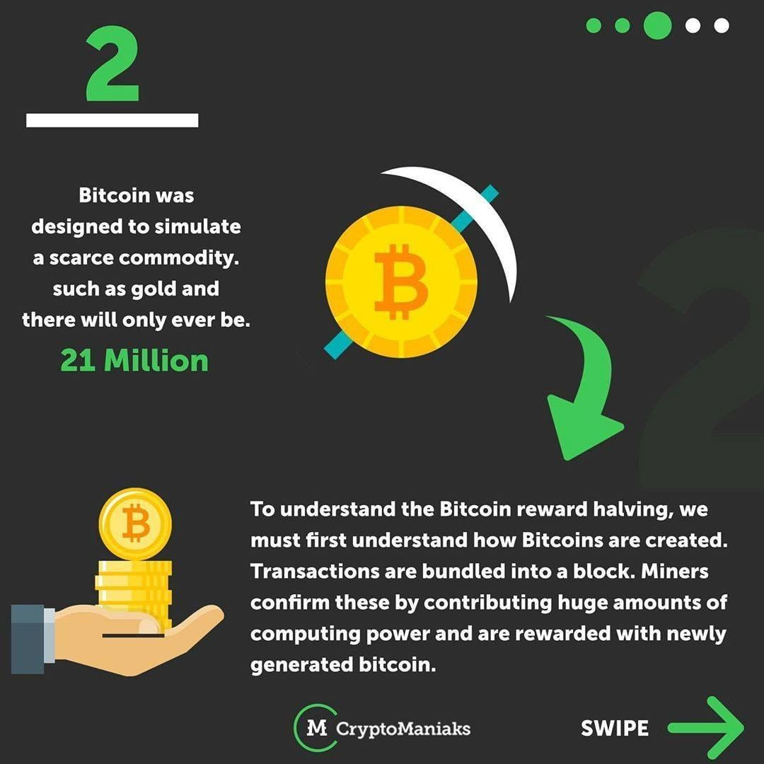 217 days and to go until the next Bitcoin Halving