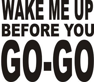 WAKE ME UP BEFORE YOU GO-GO CHORDS by Wham! @ …