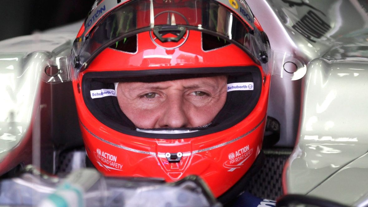 Michael Schumacher Faces Years Of Recovery From Coma Say