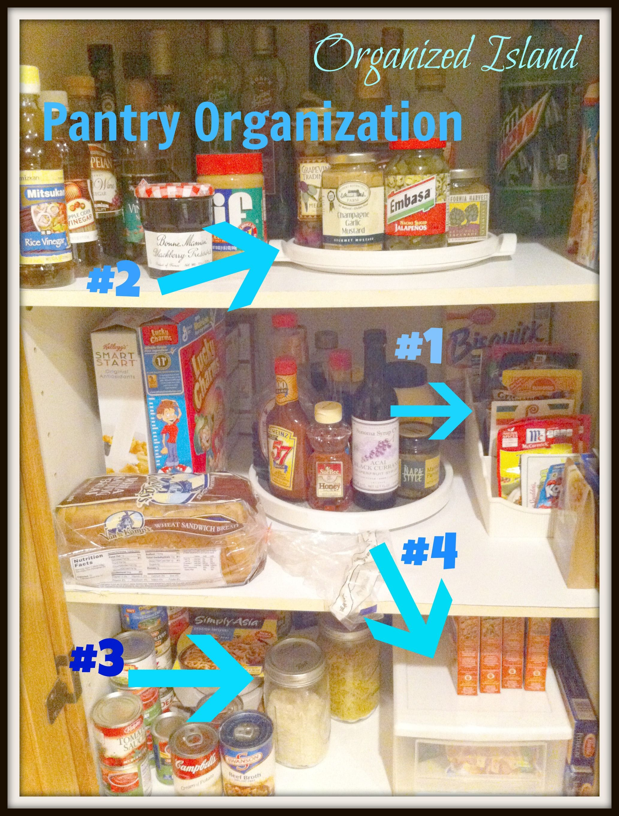 Food Pantry Organization Ideas - Bing Images | Kitchen Pantry ...