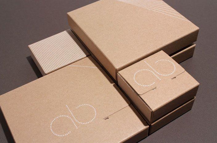 Range Of Custom Packaging Designed For Angie Boothroyd