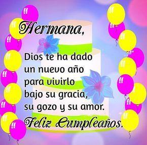 Tarjetas De Cumpleanos Cristianas Para Descargar Hermanita Imagenes Feliz Cumpleaños Hermana Feliz Cumpleaños Hermanito Tarjetas De Cumpleaños Para Hermana