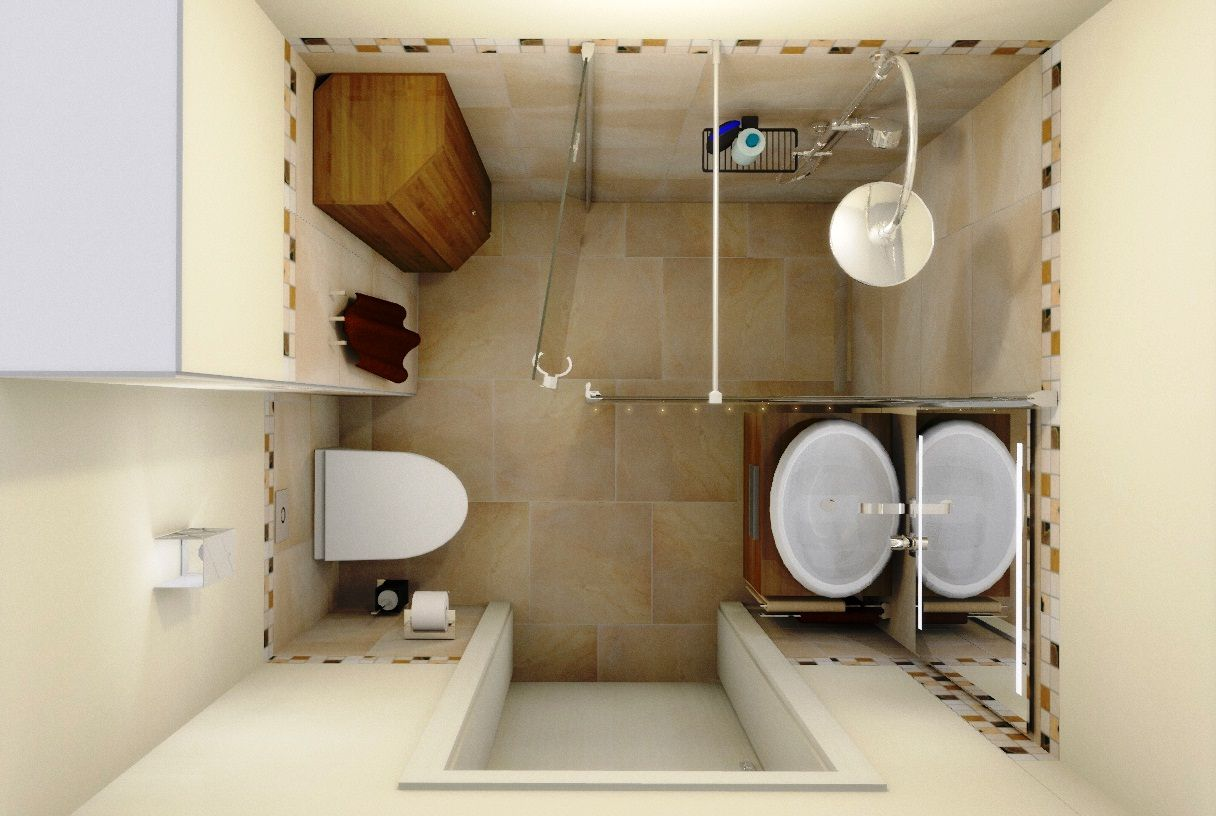 Lösungen Für Kleine Bäder best design for small bathroom home badezimmer