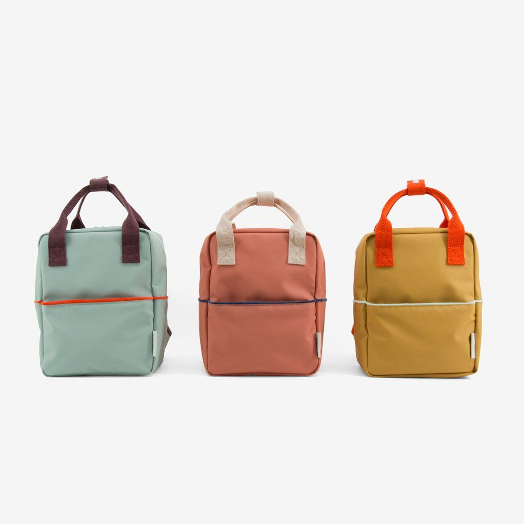 Small Backpack Teddy Terracotta My Style Pinterest Small