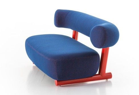 Sebastian Herkner Pipe Sofa | Couches, Chairs, Stools, Benches ...