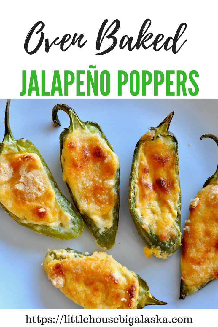 how to cook jalapeno poppers in the oven