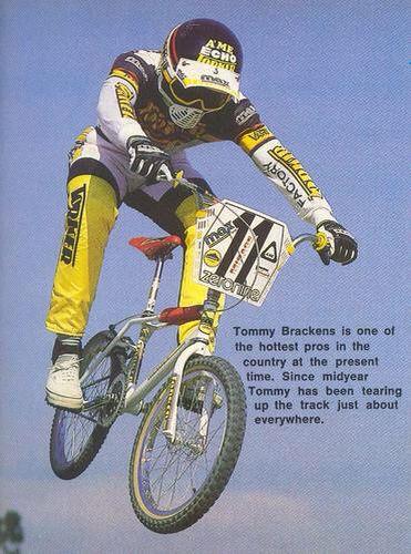 Tommy Brackens - Torker BMX