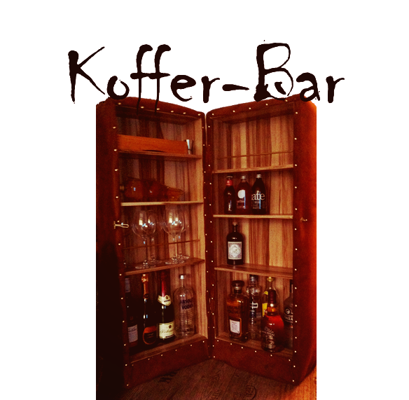 Koffer-bar | Kreativ | Pinterest | Bar Und Dekoration Ideen Bar Bauen