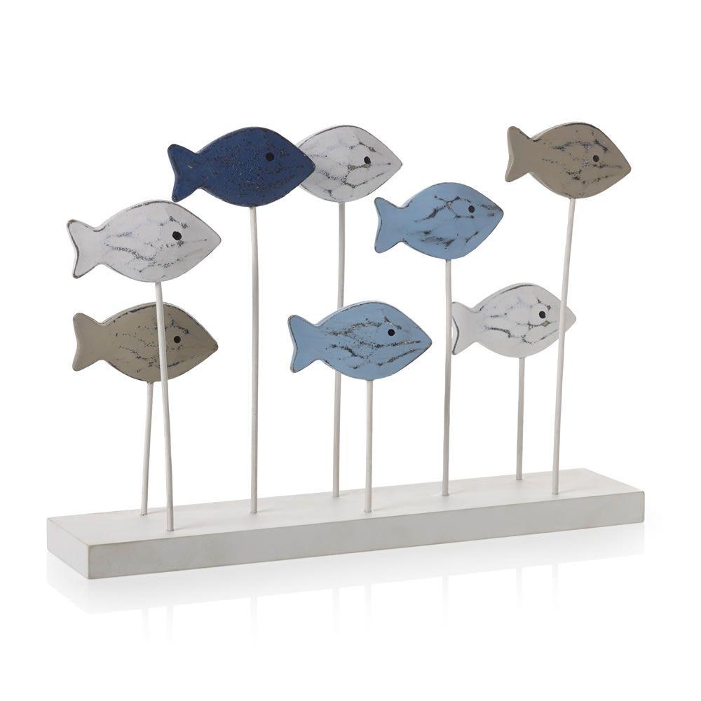 Beach Bathroom Theme Fish Ornament