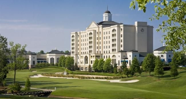 Such A Gorgeous Hotel In Charlotte The Ballantyne Lodge Barack Stayed Here For Dnc
