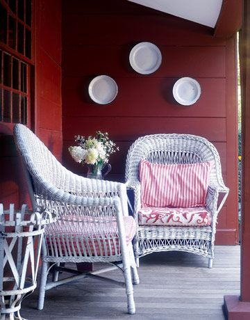 To Paint Wicker Furniture Best Way
