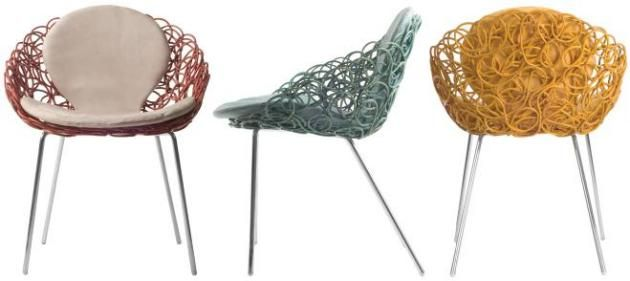 The Noodle Armchair by Kenneth Cobonpue » CONTEMPORIST Westgrove - balou rattan mobel kenneth cobonpue