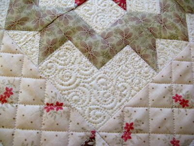Green Fairy Quilts: May 2010