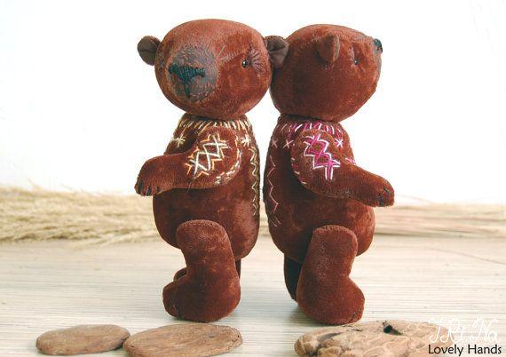 Soft toys- Teddy bears- Stuffed bears- Velvet bears- Toys embroidery