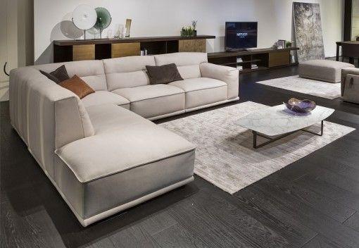 Natuzzi Dorian L Shaped Sofa Designs Italian Leather Sofa Big