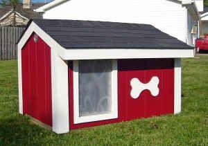 Red Dog House Cool Dog Houses Dog Houses Play Houses
