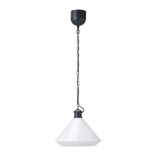 ÄLVÄNGEN Loftlampe, hvid - hvid