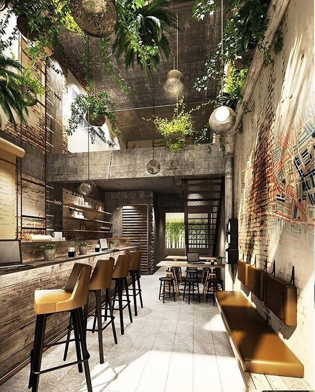 Chant's Neighbourhood Café. By Context Studio Architects