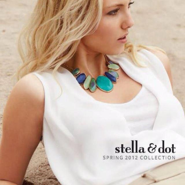 Serenity Necklace - Beautiful!  www.stelladot.com/AmyCuje