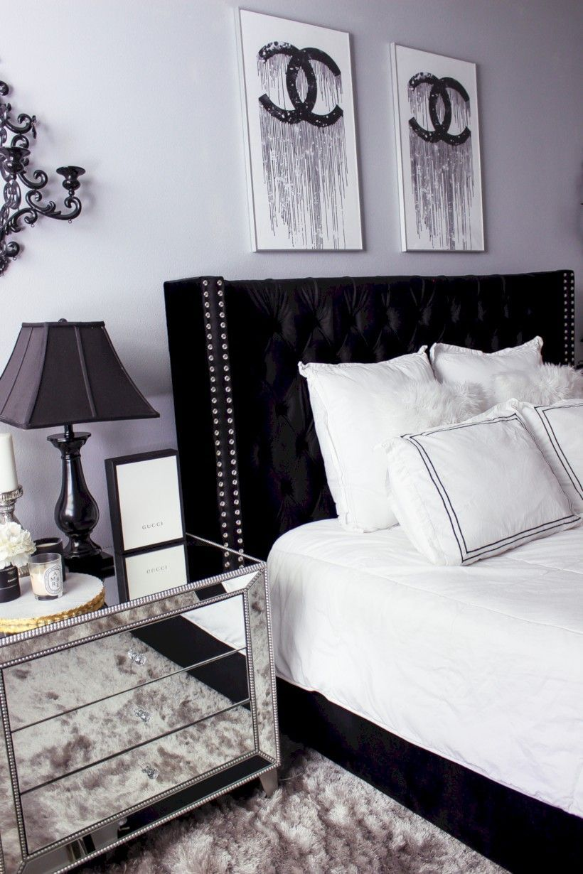 awesome 59 Amazing Black And White Bedroom Ideas | White ...