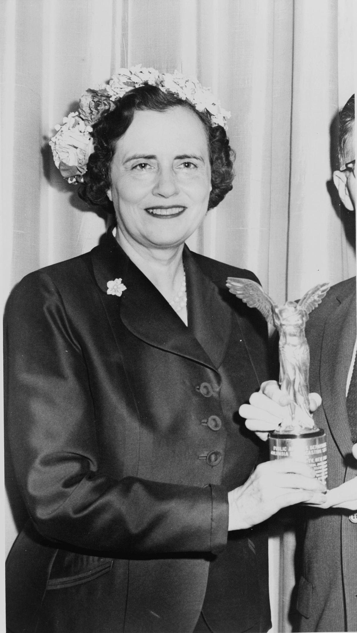 Mary Lasker Wikipedia American cancer society, Mary