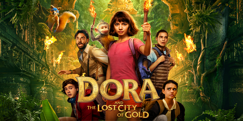 Watch New Hollywood Dora 2019 Free Movie Online Lost City Of Gold Lost City New Movies