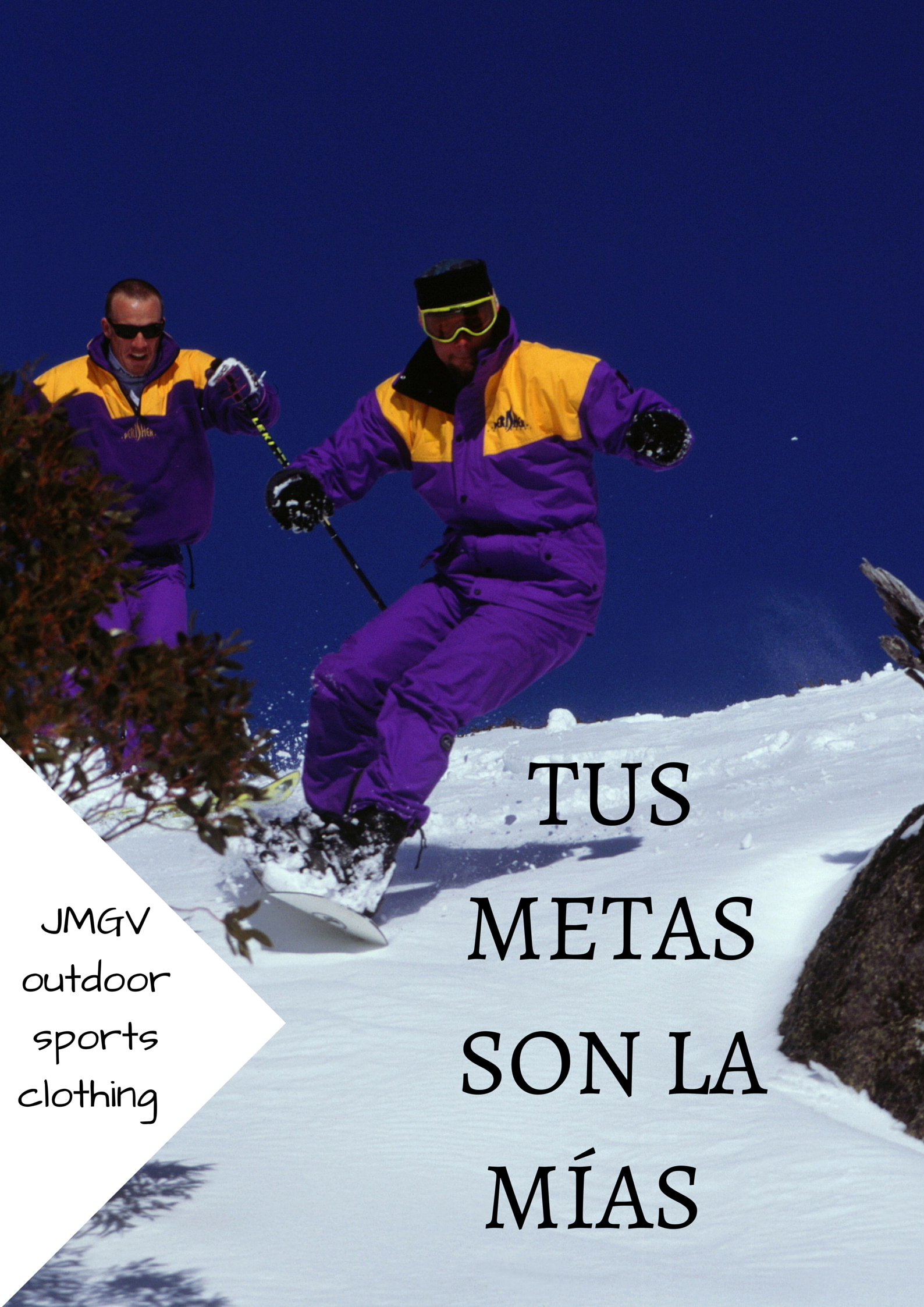 JMGV las mejores prendas de vestir para los mejores deportes del mundo