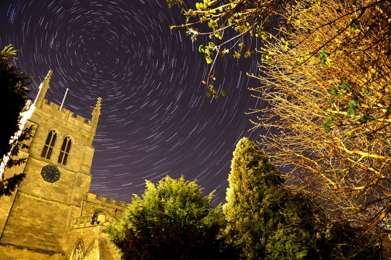 The Church of St Peter & St Paul Newport Pagnell, Milton Keynes. Canvas prints from £59.00 #newportpagnell #miltonkeynes