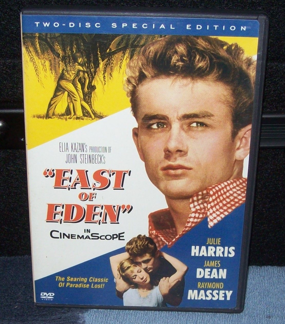 East of Eden (1955) East of eden, Julie james, B movie