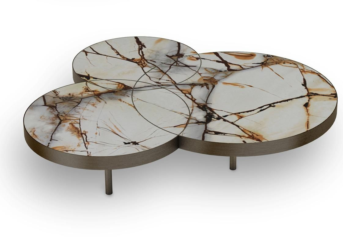 Jackie Coffee Table Custom Contemporary Furniture Lighting And Interiors Contemporary Coffee Table Dining Table Marble Round Coffee Table [ 794 x 1122 Pixel ]