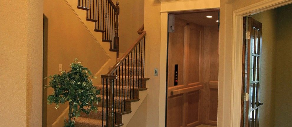 Residence Learn More Pneumatic Home Elevators Pneumatic Elevators Or Vacuum Elevators Are A Sleek Stylish Home House Elevation Residential Building Design