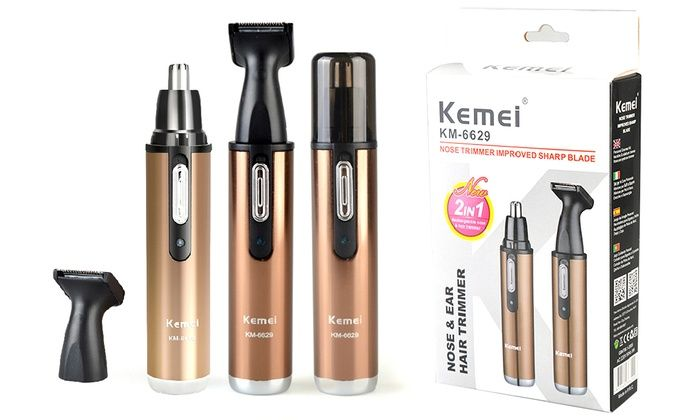 Opinioni Coupon Benessere dell'Uomo Groupon.it Trimmer elettrico Kemei – ScontoTop.com
