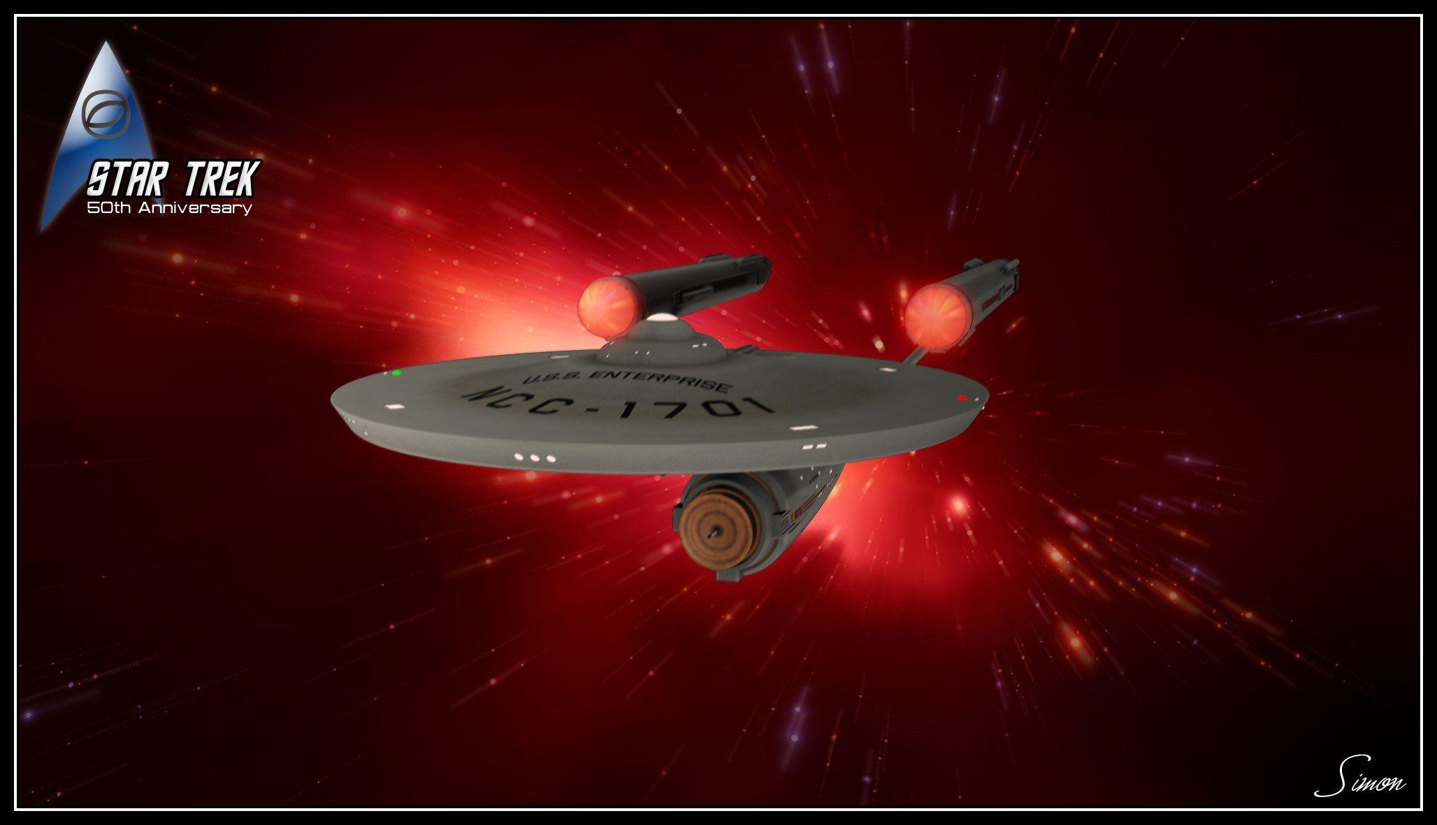 Star Trek - 50th Anniversary - Science by celticarchie.deviantart.com on @deviantART