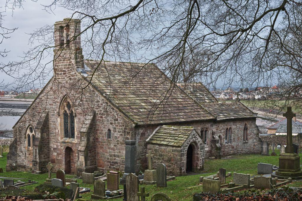 ITAP of St Peter's Church Heysham UK. http://ift.tt/2j8r2Hr