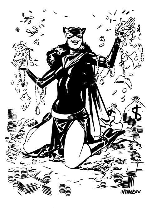Chris Samnee | Catwoman