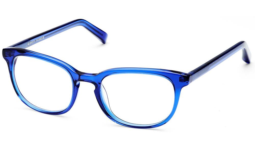 Eyeglass Frames Blue Moon : Walker Canton Blue Eyeglasses My Style Pinterest ...