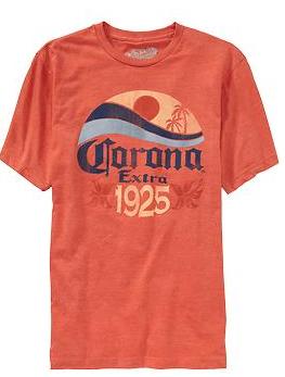 75bd507b89 Corona T-Shirt | Tees in 2019 | Corona t shirt, Graphic tee shirts ...