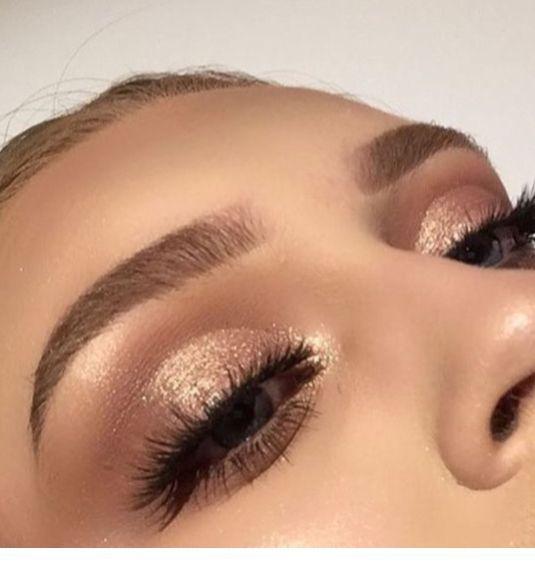 Cute natural eye makeup   Oogmake up