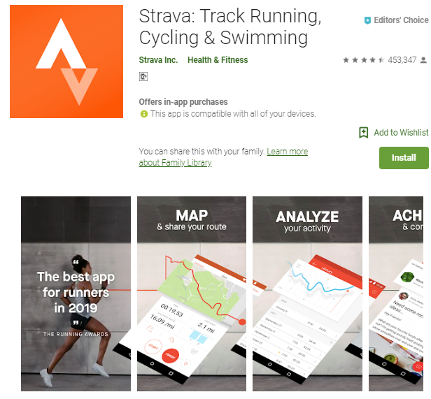 5 Best Workout Apps & Free Fitness Tracker Apps for