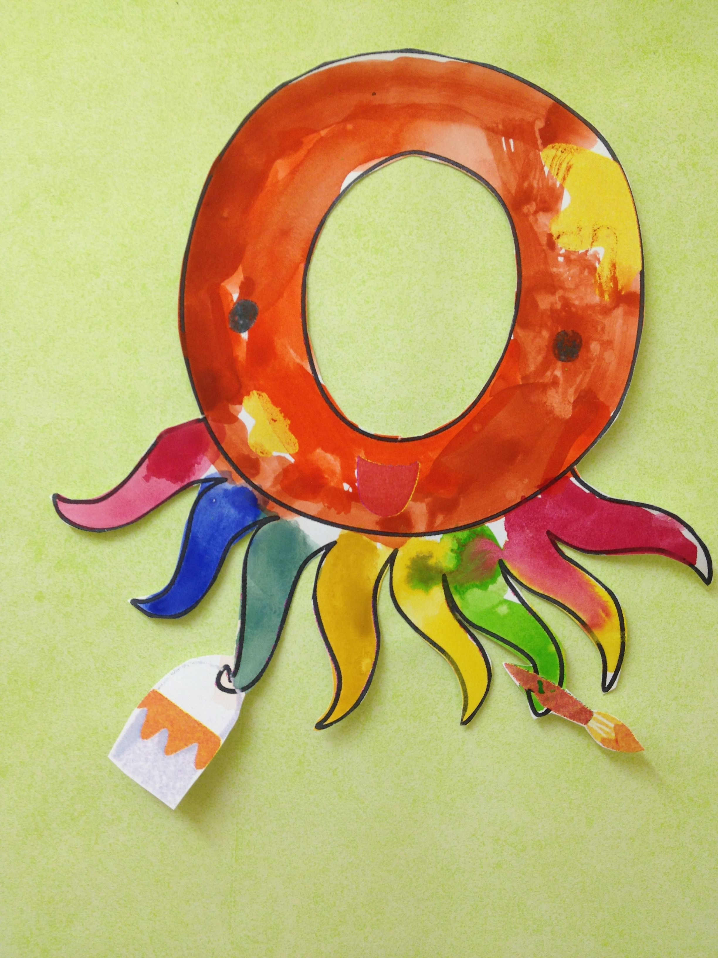 O Is For Ottie Octopus