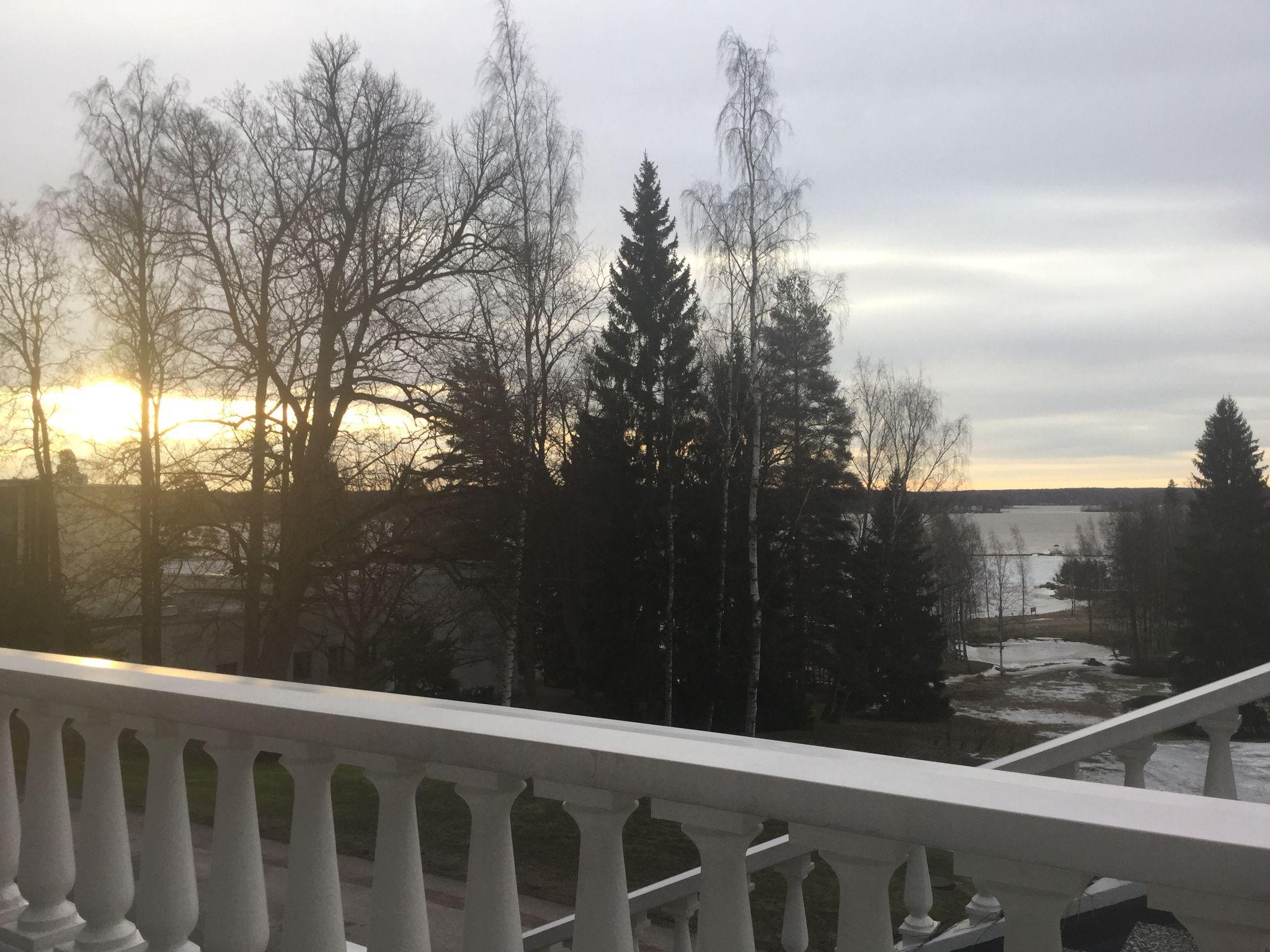 Hienoja heräämisiä uuteen. Haikkoo, maaliskuu 2015.
