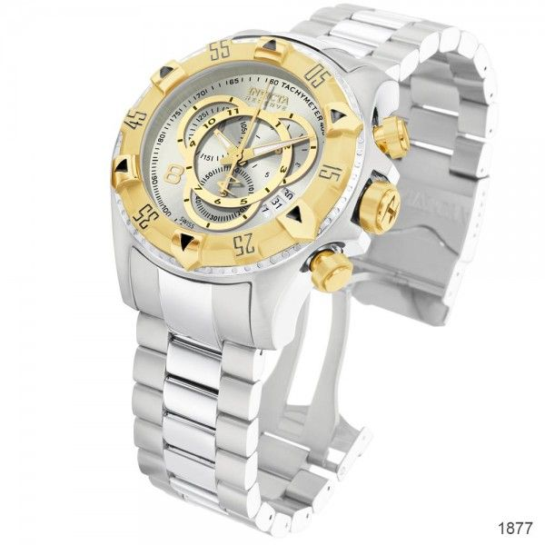 Invicta Reserve Excursion Swiss Made Chronographs | 1877, 5525
