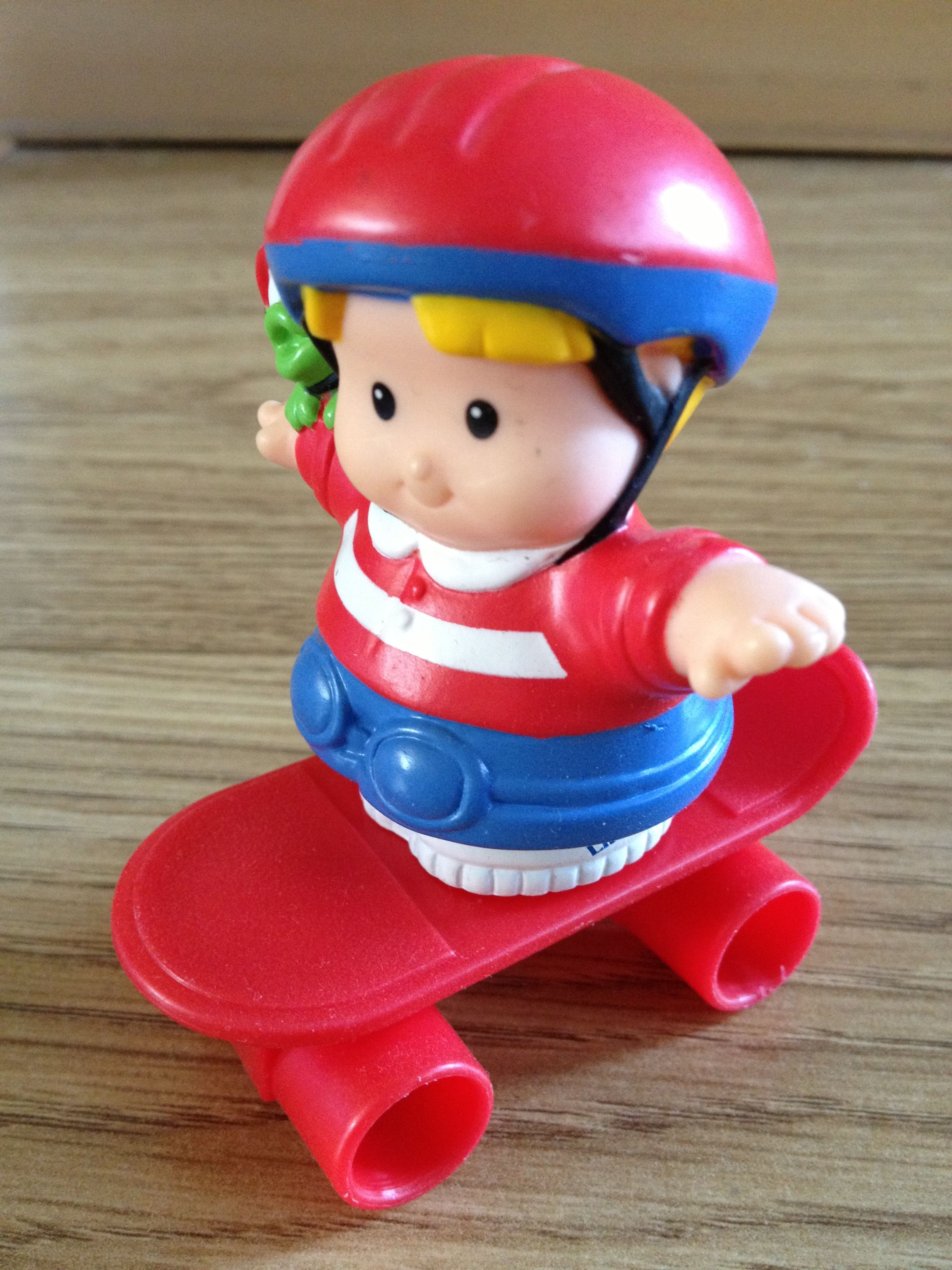 """Fisher Price Little People A to Z Alphabet Zoo Replacement Animal /""""S/"""" Seal"""