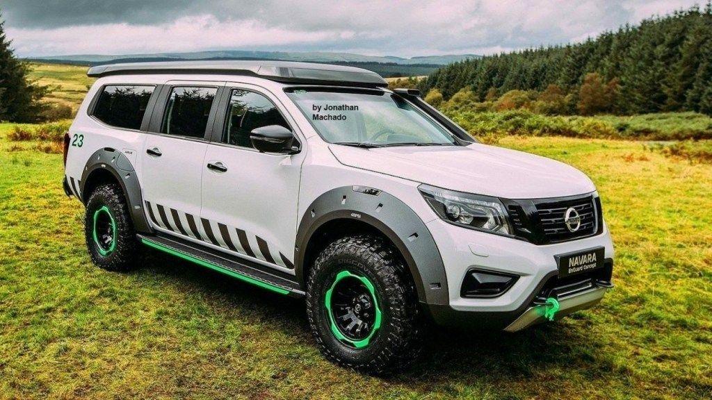 New 2019 Nissan Pathfinder Redesign Nissan Navara Nissan Pathfinder Nissan Xterra